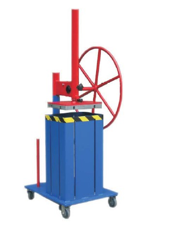 Manual Cloth Baler TC103
