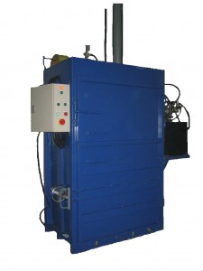 Hydraulic Cardboard Baler
